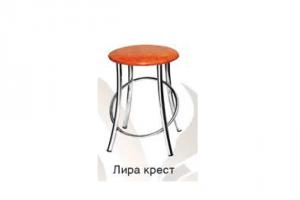 Табурет Лира крест - Мебельная фабрика «RiRom»