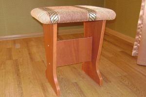 Табурет мягкий - Мебельная фабрика «Стол и табуретка»