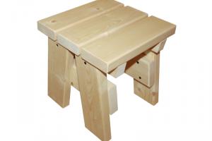 Табурет садовый Кострома - Мебельная фабрика «Мебельторг»