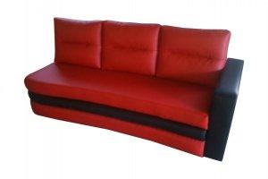 Тахта красная - Мебельная фабрика «Формула уюта»