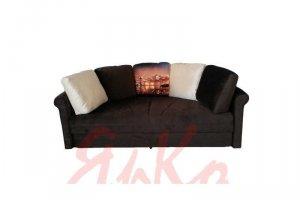 Тахта-Кровать Трансформер Круглая - Мебельная фабрика «Академия Мебели Яр Ко»