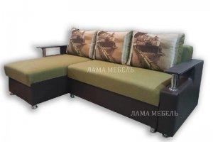 Тахта угловая Стиль 2-1 - Мебельная фабрика «Лама»
