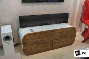 телевизионная тумба с выдвижными ящиками - Мебельная фабрика «ARLINE»