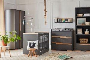 Темная детская мебель Snap - Импортёр мебели «Piccoly»