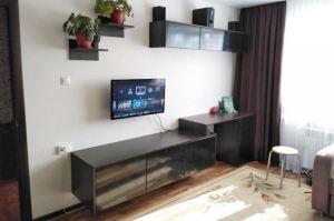 Темная гостиная - Мебельная фабрика «IDEA»