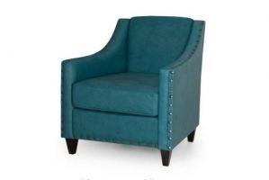 Темное зеленое кресло AL 5 - Мебельная фабрика «Alternatиva Design»