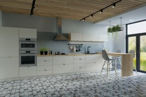 Кухня в стиле Лофт Terra 1 - Мебельная фабрика «Энгельсская (Эмфа)»
