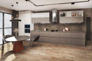 Кухня прямая Terra 2 - Мебельная фабрика «Энгельсская (Эмфа)»