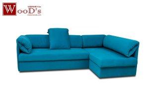 Диван Тиффани с оттоманкой - Мебельная фабрика «Mebel WooD-s»