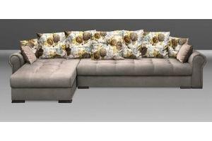 Ткань диван Николетти Классик - Мебельная фабрика «Лагуна»
