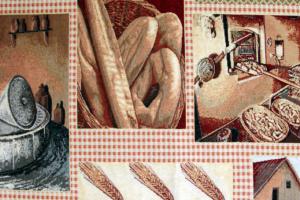 Ткань для мебели Bread - Оптовый поставщик комплектующих «Касабланка»