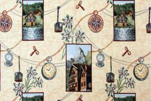 Ткань для мебели Clock - Оптовый поставщик комплектующих «Касабланка»