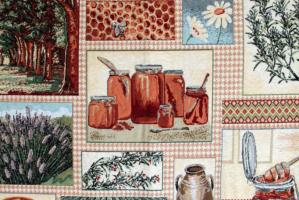 Ткань для мебели Honey - Оптовый поставщик комплектующих «Касабланка»