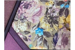 Ткань мебельная Алания - Оптовый поставщик комплектующих «Калипсо Текстиль»