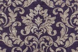 Ткань мебельная Glory Violet - Оптовый поставщик комплектующих «Мебельные Ткани»