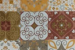 Ткань мебельная Т-Пейчворк 7126 - Оптовый поставщик комплектующих «Декостеп»