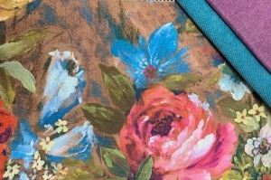 Ткань мебельная Жаклин - Оптовый поставщик комплектующих «Калипсо Текстиль»