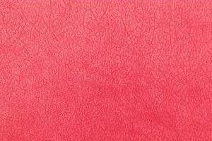Ткань велюр LANCOM PLAIN RED - Оптовый поставщик комплектующих «КолорПринт»