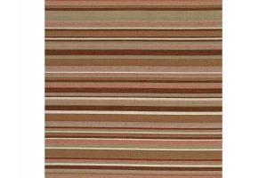 Ткань Жаккард Полоса Терракот - Оптовый поставщик комплектующих «МТОК»