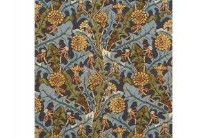 Ткань Жаккард Одуванчики - Оптовый поставщик комплектующих «МТОК»
