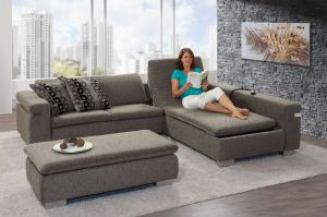 Тканевый диван-софа Almera - Импортёр мебели «Рес-Импорт»