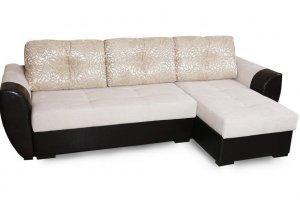 Тканевый угловой диван Пингвин 2-6 - Мебельная фабрика «Лама-мебель»
