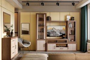 Гостиная мебель Toivi  1 - Мебельная фабрика «МЭРДЭС»