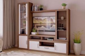 Небольшая гостиная 11 - Мебельная фабрика «МЭРДЭС»