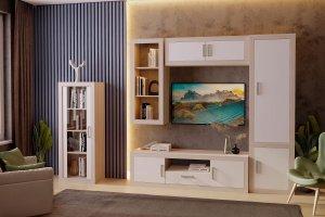 Мебель в гостиную Toivi 12 - Мебельная фабрика «МЭРДЭС»