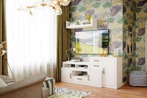 Мебель в гостиную Toivi 14 - Мебельная фабрика «МЭРДЭС»