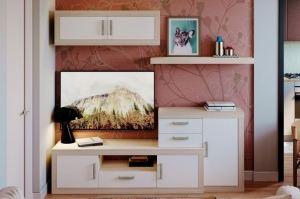 Мебель в гостиную Toivi 16 - Мебельная фабрика «МЭРДЭС»