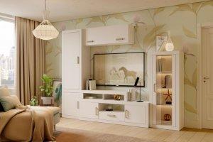 Мебель в гостиную Toivi 17 - Мебельная фабрика «МЭРДЭС»