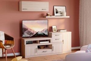 ТВ-тумба в гостиную 5 - Мебельная фабрика «МЭРДЭС»