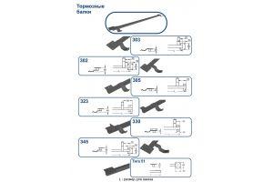 Тормозные балки - Оптовый поставщик комплектующих «Визави»