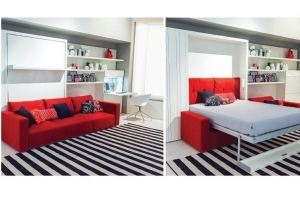 Трансформер шкаф-диван-кровать - Мебельная фабрика «Диван Диваныч»