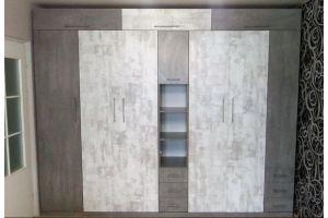 Трансформер шкаф-кровать для двоих - Мебельная фабрика «FORSETI»