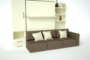 Трансформер SMARTI Шкаф-кровать MIA - Мебельная фабрика «Anderssen»