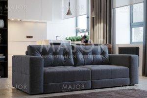 Диван Тренд 2-х модульный (модульная система) - Мебельная фабрика «Мажор»