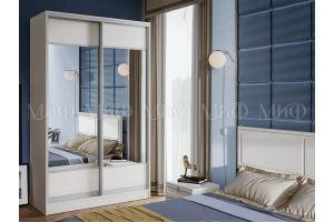 Шкаф-купе в спальню ТРИНИТИ 9 - Мебельная фабрика «МиФ»