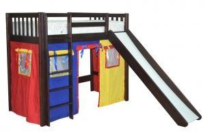 Кровать в детскуюТрубадуо - Мебельная фабрика «Мебель Холдинг»