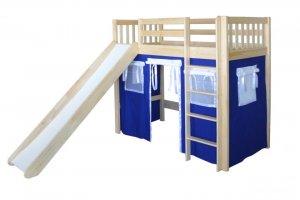 Кровать в детскую Трубадур-1 - Мебельная фабрика «Мебель Холдинг»