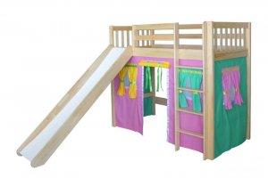 Кровать в детскую Трубадур-2 - Мебельная фабрика «Мебель Холдинг»