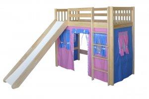 Кровать в детскую Трубадур-3 - Мебельная фабрика «Мебель Холдинг»