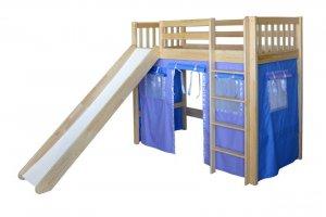 Кровать в детскую Трубадур-4 - Мебельная фабрика «Мебель Холдинг»