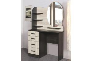 Туалетный столик Трюмо 2 - Мебельная фабрика «ДиВа мебель»