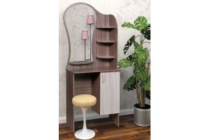 Туалетный столик Трюмо 3 - Мебельная фабрика «ДиВа мебель»