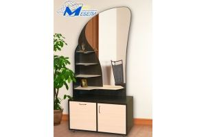Тумба с зеркалом Трюмо 4 - Мебельная фабрика «ДиВа мебель»