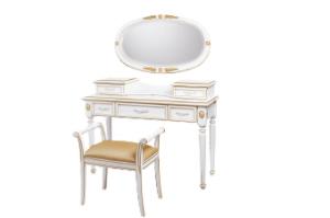 Туалетный стол бук Ностальжи - Мебельная фабрика «Лорес»