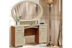 Туалетный стол Диана 2 - Мебельная фабрика «Скиф»
