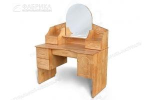 Туалетный стол Комод КМ 102 - Мебельная фабрика «Фабрика натуральной мебели»